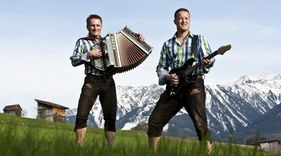 Tschirgant Duo, die Band